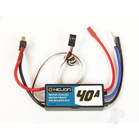 40A Water-Cooled, Waterproof Brushless ESC (Rivos, Rivos BL)
