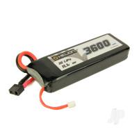LiPo 3S 3600mAh 11.1V 25C (Upgrade for Rivos, RivosBL)