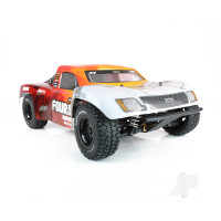 Four 10SC, 4WD Brushless Short Course Truck LimitedEdition