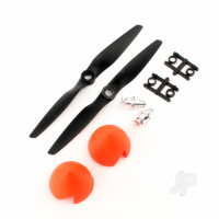 Propeller & Spinner Set (2pcs)