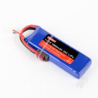 LiPo 3S 1800mAh 311.1V 5C Battery Pack