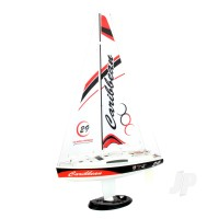 Caribbean Yacht 2.4GHz RTR, Red