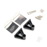 Stainless Steel Trim TABS & Plastic Stand Set