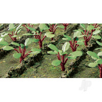 Rhubarb, O-Scale, (18 per pack)