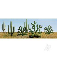 Cactus, HO-Scale, (15 per pack)