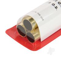 Brass Telescopic Tubing Assortment (Large) (12in long) (3 pcs)
