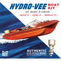 Hydro-Vee Boat