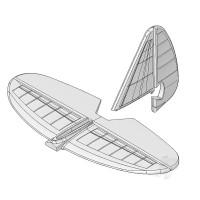 Tail Set Easycub / Funcub 224140