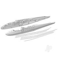 Fuselage Shells + Snakes Twin Star II 224170