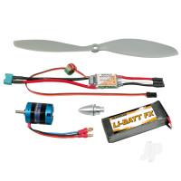 Power Set Parkmaster 3D LiPowered 333652