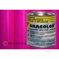 ORACOLOR 2-K-Elastic Varnish Fluorescent Neon Pink (160ml)