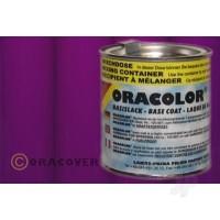 ORACOLOR 2-K-Elastic Varnish Fluorescent Purple (160ml)