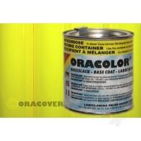 ORACOLOR 2-K-Elastic Varnish Fluorescent Yellow (160ml)