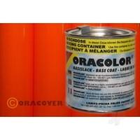 ORACOLOR 2-K-Elastic Varnish Fluorescent Orange (160ml)