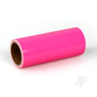 Oratrim Roll Fluorescent Neon Pink (#14) 9.5cmx2m