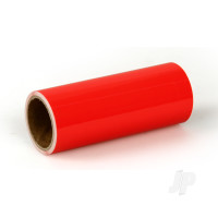 Oratrim Roll Fluorescent Red (#21) 9.5cmx2m
