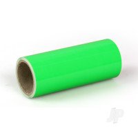 Oratrim Roll Fluorescent Green (#041) 9.5cmx2m