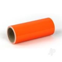 Oratrim Roll Fluorescent Orange (#064) 9.5cmx2m