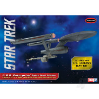 1:1000 Star Trek TOS U.S.S Enterprise Space Seed Edition (Snap Kit)