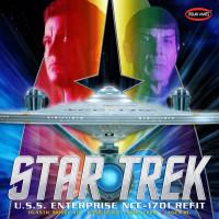 1:350 Star Trek U.S.S. Enterprise Refit