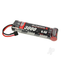NiMH 8.4V 3000mAh SC 6-1 Stick, Deans (HCT)