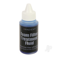 Air Filter Treatment Fluid, 2oz
