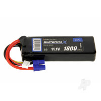 LiPo 3S 1800mAh 11.1V 20C EC3