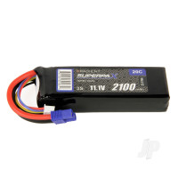 LiPo 3S 2100mAh 11.1V 20C EC3