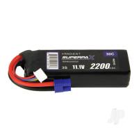 LiPo 3S 2200mAh 11.1V 30C EC3
