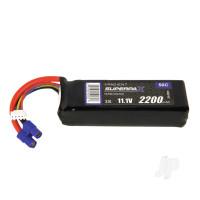 LiPo 3S 2200mAh 11.1V 50C EC3