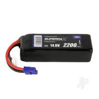 LiPo 4S 2200mAh 14.8V 30C EC3