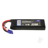 LiPo 3S 3200mAh 11.1V 20C EC3