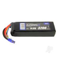 LiPo 4S 3200mAh 14.8V 30C EC3