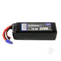 LiPo 6S 3200mAh 22.2V 30C EC3