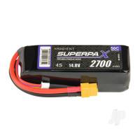 LiPo 4S 2700mAh 14.8V 50C (XT60)