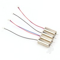 8520 Brushed Motors (4pcs) (for F110S Quadcopter)