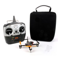 F110S Mini Racing Quadcopter Combo Including Camera, VTx and T8FB Transmitter