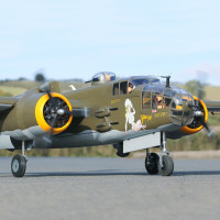 95in B-25 Mitchell (15cc)