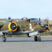 95in B-25 Mitchell (15cc)