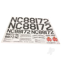 J-3 Piper Cub Decal Set (for SEA-74)