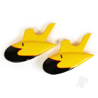 Gee Bee (120) Wheel Spats (for SEA-82)