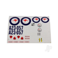 PC-9 Pilatus Decal Set (for SEA-12)