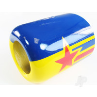 Yak 54 (90) Cowl, Blue (for SEA-53A)