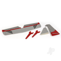 Zlin Z50 Tail Set (for SEA-118)