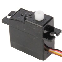 1/18th 5 Wire Steering Servo and Assembly (for 1/18th Storm)