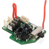 1/18th 3-in-1 ESC, Servo, Receiver (for 1/18th Storm)