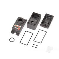 Servo case / gaskets (for 2065X metal waterproof, sub-micro servo)