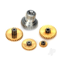 Gear set, metal (for 2065X waterproof sub-micro servo)