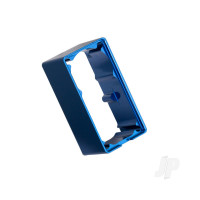 Servo case, aluminium (blue-anodized) (middle) (for 2250 servo)