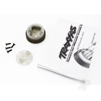 Main diff with Steel ring gear / side cover plate / screws (Bandit, Stampede, Rustler)